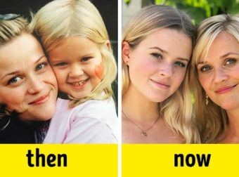 12 Celebrities Kids Who Grew Up to Be Almost Unrecognizable